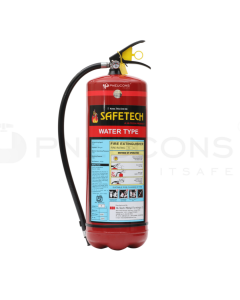 Fire Extinguisher Water CO2 Type - 9 ltr