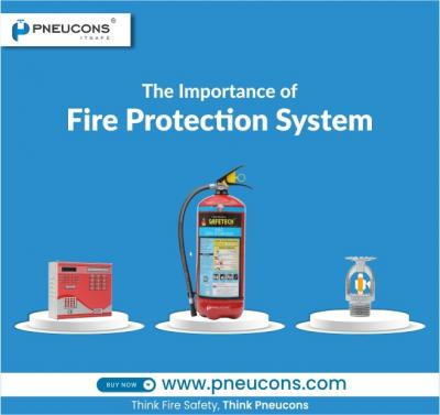The Importance of Fire Protection System at work